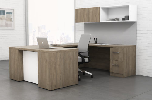 SPX Casegoods Private Office